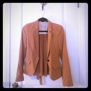 H&M Dusty Rose Blazer
